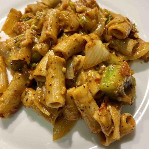 'Diet' pasta