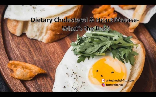 Dietary Cholesterol & Heart Disease: What's The Link?