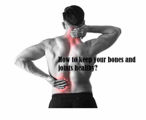 Healthy Bones, Joints, and a Healthy You