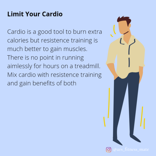 Tips to save muscles during weight loss