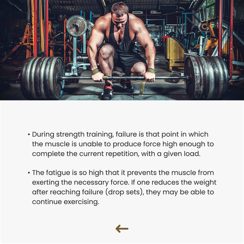 Is Training To Failure Required?