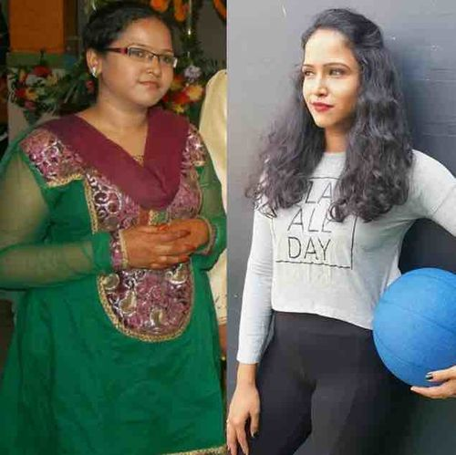 TRANSFORMATION STORY: Priyanka Libun Mohanty - Learn how she lost 18 kgs in just 5 months!