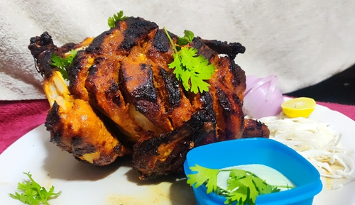 High Protein Grilled Chicken