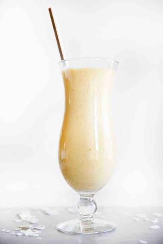 Mango protein shake