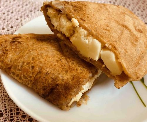 paneer cheese cheela