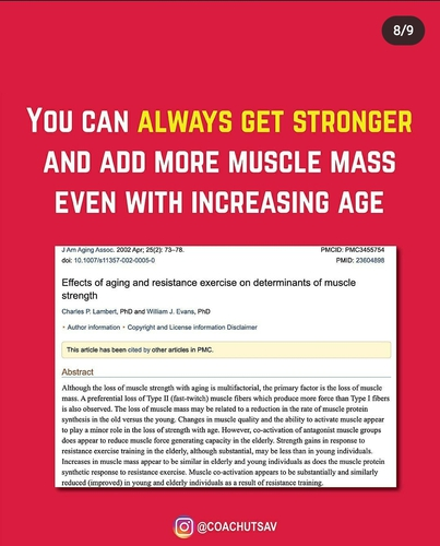 Does your metabolism slows down with age?