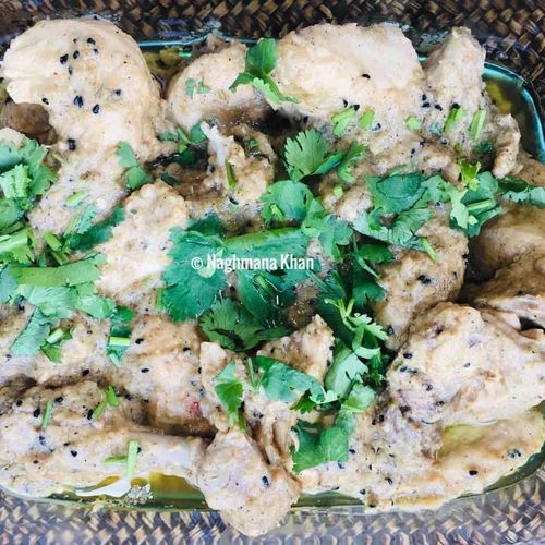 Gol Mirch Murghi (Black Pepper Chicken)