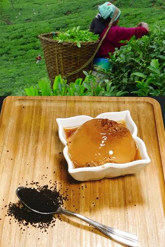 Masala chai wala Pudding