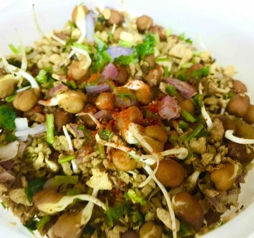 Chatpata Soya granules(serves 2)
