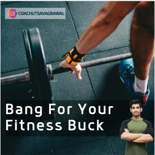 Bang For Your Fitness Buck