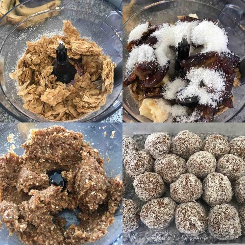 WeetBix Breakfast Bliss Balls