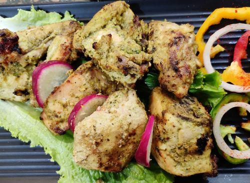 Afgani Chicken tikka