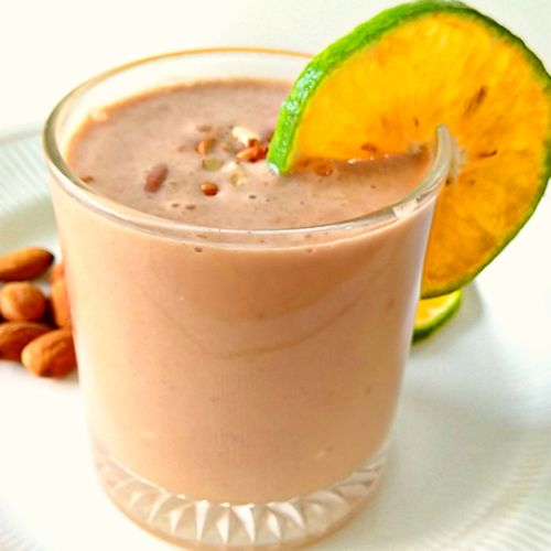 Chocolate Orange Protein Shake