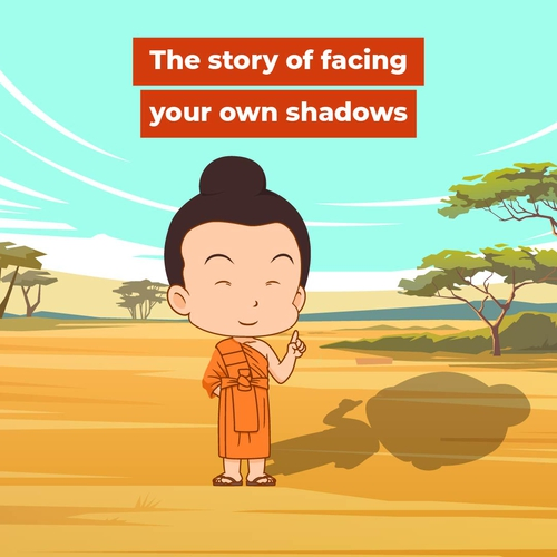 The Story Of Facing Your Own Shadows