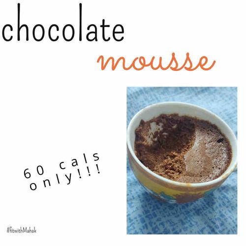 Dark Choc Mousse