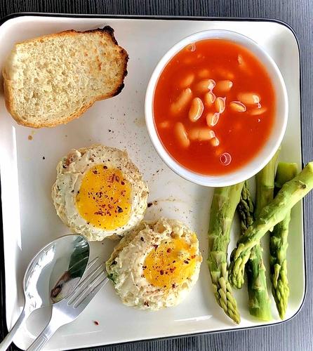 soft yolk eggs