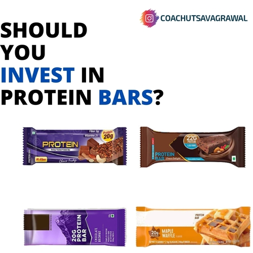 SHOULD YOU INVEST IN PROTEIN BARS ?
