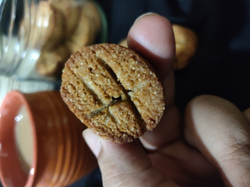 Soyabean & Atta Biscuits