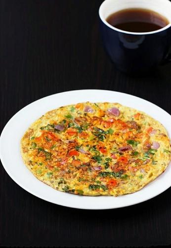 Oats Egg Omelette