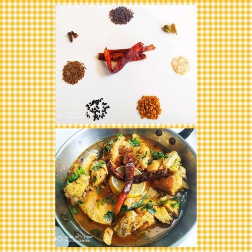 Chicken Achaari