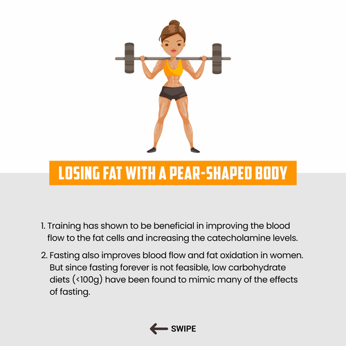 Women & The Stubborn Fat
