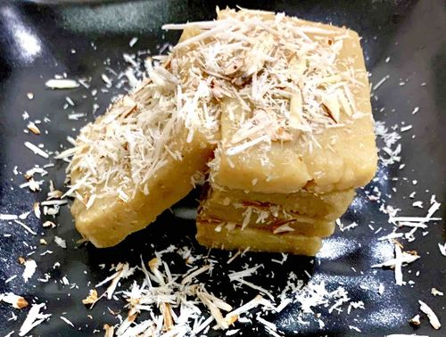 Multigrain Flour Barfi