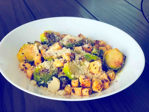 Brussel sprouts recipe - KETO