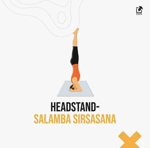 Headstand Progression