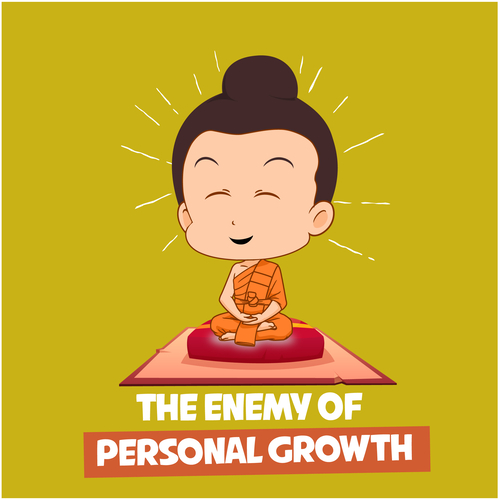 The Enemy Of Personal Growth