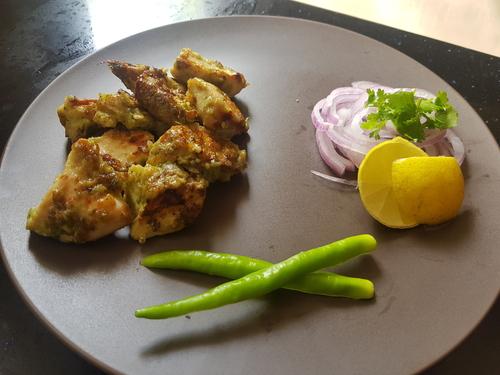 Chicken makhmali