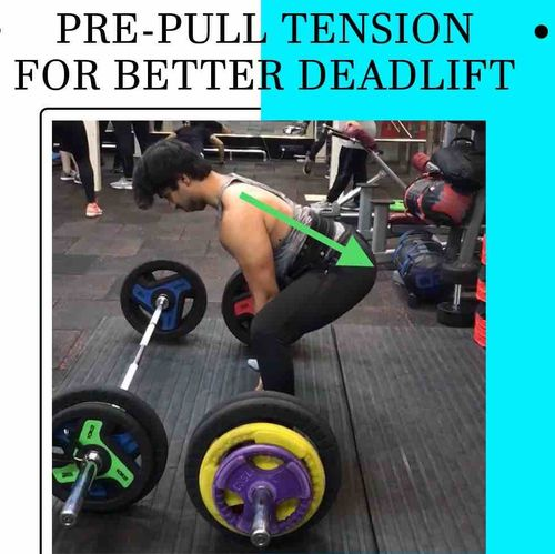 Pre-Pull Tension for Better Deadlifts