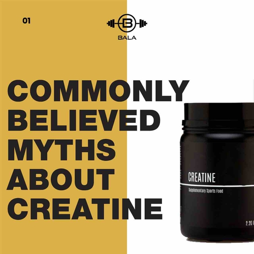 Creatine Myths