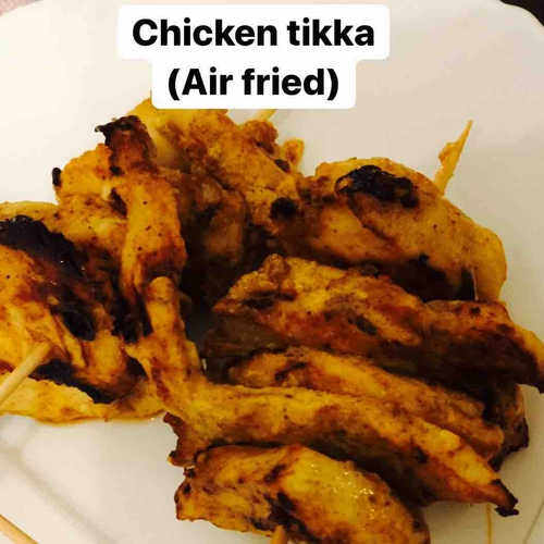 Easy Chicken tikka (low carbs) recipe