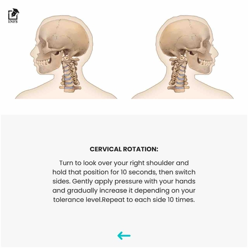 Stretches For Cervical Pain Relief