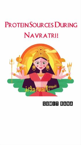 How to manage Protein during  Navratri