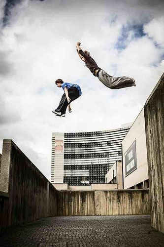 Parkour - A Sport that defies gravity