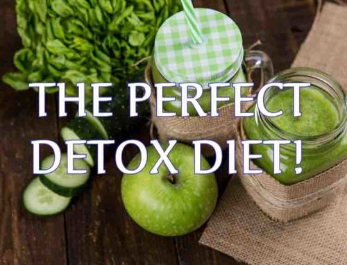 DETOX IS A SCAM THAT NEVER HELPS LOSE WEIGHT!