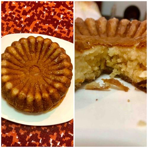 kalakand cake