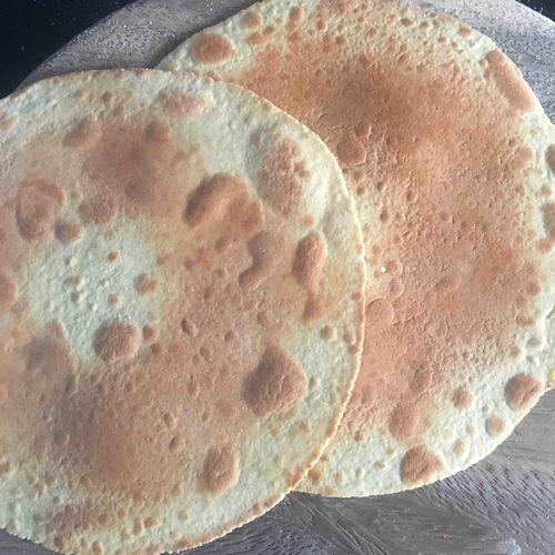 soya flour khakhra