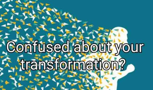 You should know this if you want to transform yourself