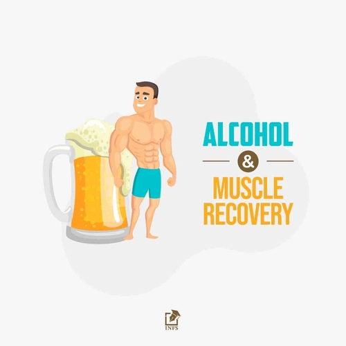 Alcohol & Muscle Recovery