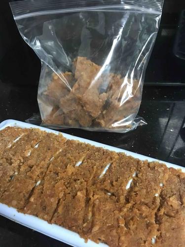 Curry Paste frozen