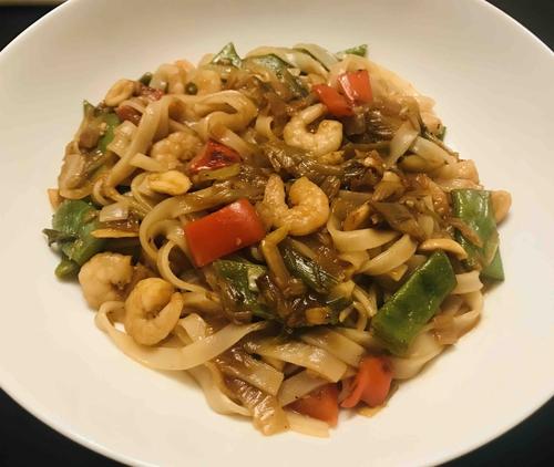 Prawn Rice Noodles