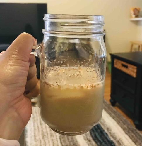 Cinnamon Cold Coffee