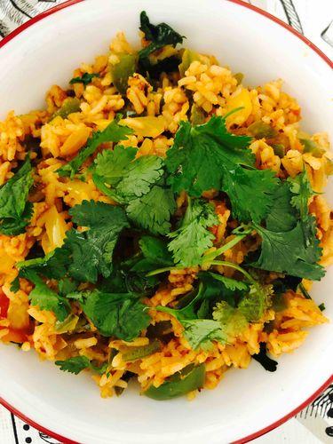 Sambar fried rice