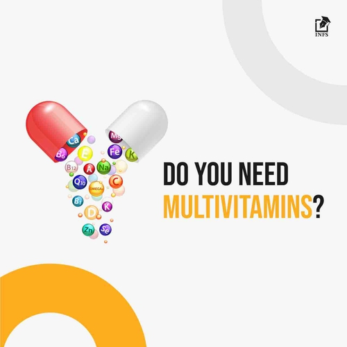 Do You Need Multivitamins?