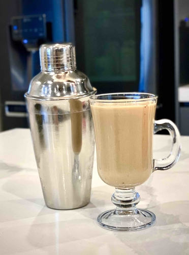 Whey Coffee Frappe