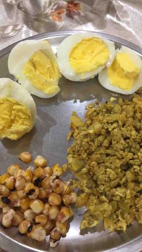 Eggs n Corn