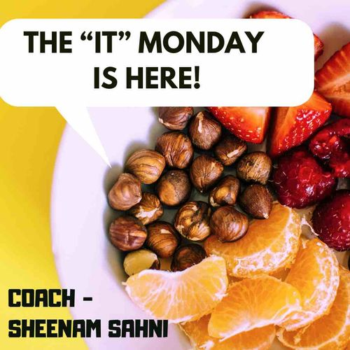 THE Monday has Arrived! - Are you doing the same!?