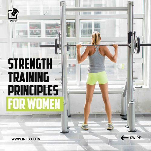Strength Training Principles For Women